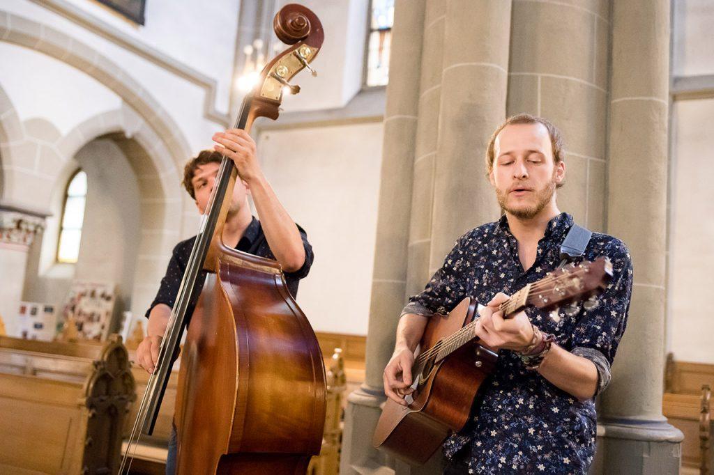 The Street Radio in der Kirche - Foto: Maik Grabosch
